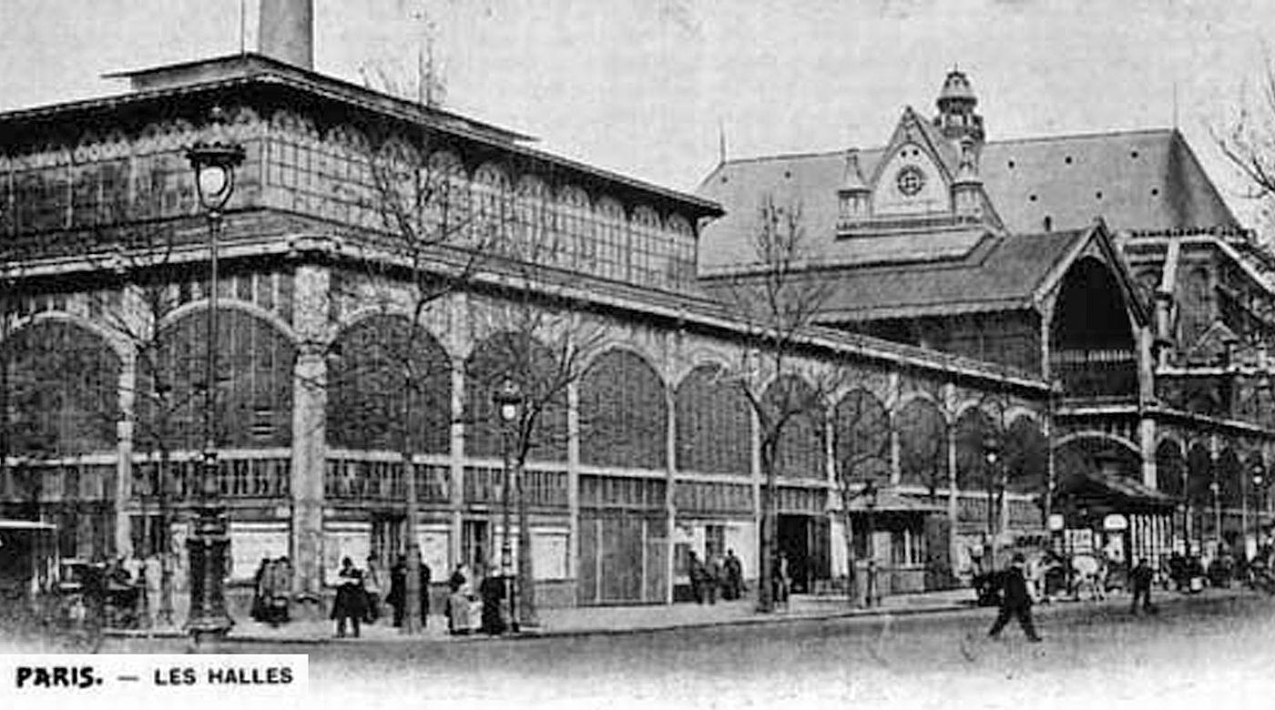Pavillon baltard - Pavillon baltard halles ...
