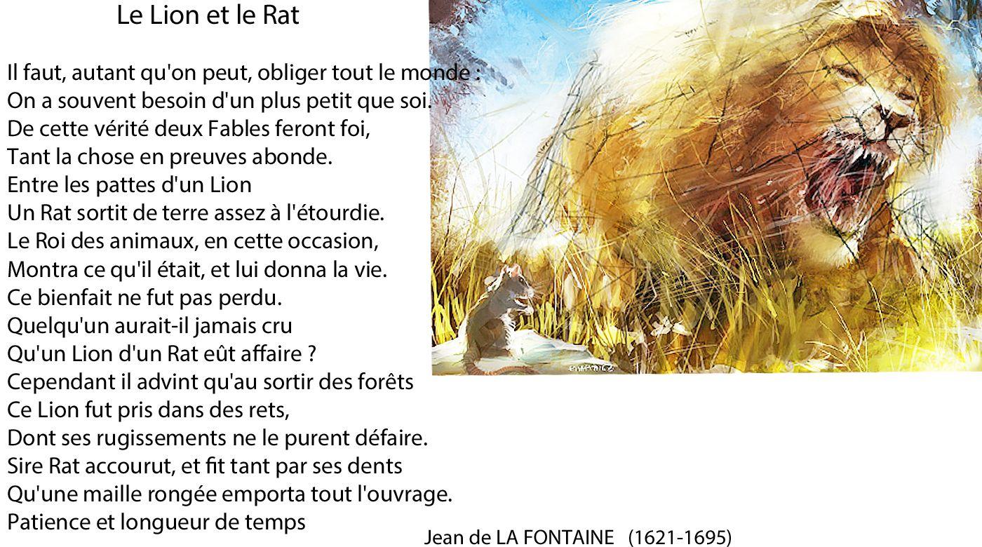 Fables De Jean De La Fontaine Page 2