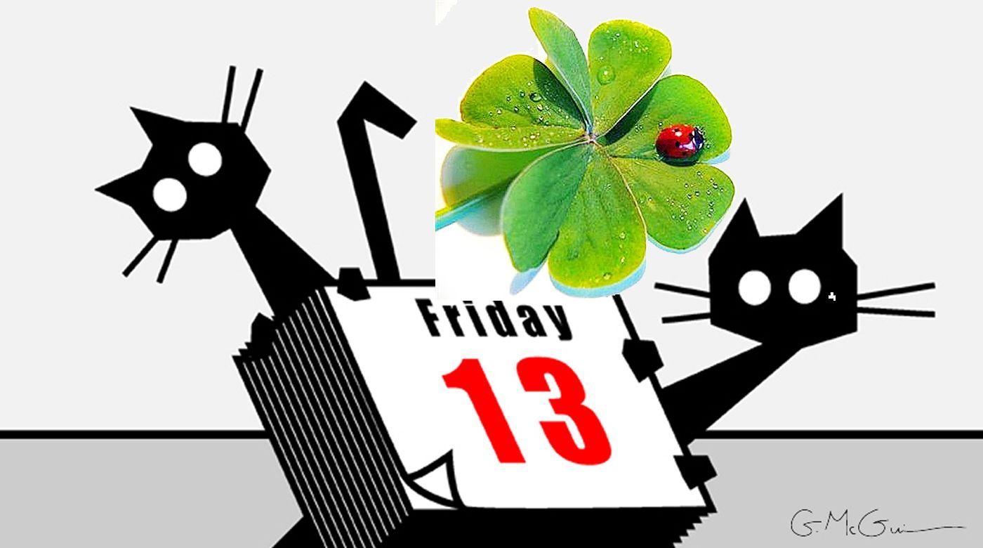 Vendredi 13 les origines d 39 une superstition for Phobie chiffre 13